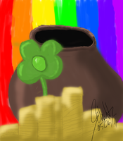 Pot Of Gold by schultz94