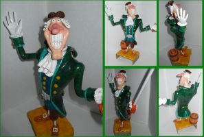 Treasure Island : Dr.Livesey by perforator2012