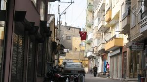 A view of Kilis by easypen