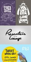 Event signs by Sheharzad-Arshad