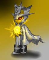 .:Art Trade:. Master of Light by Fire-For-Battle