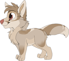 Cinnamon Fox Adopt CLOSED by MBPanther