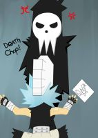Death Chop! by Chikoritapok