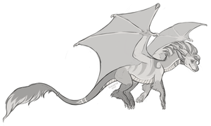 [Commission] Cricket Sketch by Scaleeth