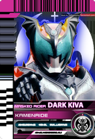 Kamen Ride Dark Kiva by YorkeMaster