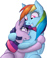 I'll always be loyal to you by My-little-Brony