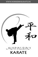 Front Karate Business  Card by Dday007