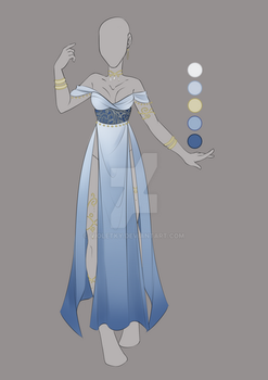 :: MAR Commission 08: Outfit Design :: by VioletKy
