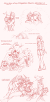 2013 Random KH Sketches by VanyCat