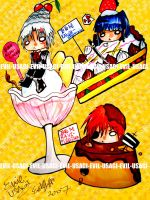 enough room for Dgm dessert? by Evil-usagi