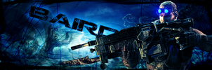 Gears of war signature 3 by IReckLess