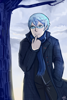 Cold by ShiroGinko