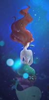 The Little Mermaid by SkyNatsu