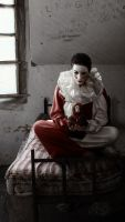 The  forgotten clown by ViniciusCarbonera