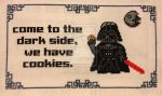 Come to the Dark Side, we have cookies. by ReeRee6924