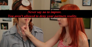 Lydia Bennet's Rules Of Improv by BananaGosip808