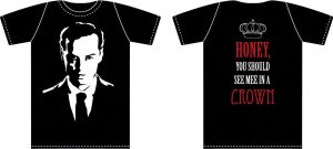 Moriarty t-shirt by snuggly-piranha