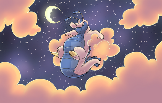 Skies of Cloud 9 by Eligecos