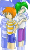 PaF: Phineas and Ferb by ZockRock