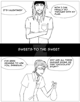 Sweets to the Sweet page 1 by Kira-michi