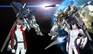 Gundam SEED A-STAR by csy5150
