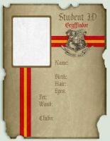 Gryffindor ID Resources Pack by imacrazytrekkie