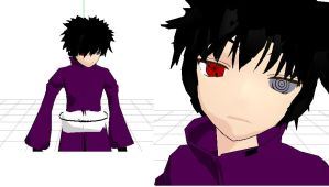 Obito MMD DL by Evvss55