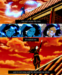 Azula and Katara. by FollowedMyHeart