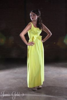 Giselle in Yellow by Amantxfantome
