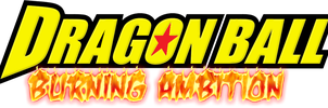 DB Burning Ambition LOGO V2 by jeanpaul007
