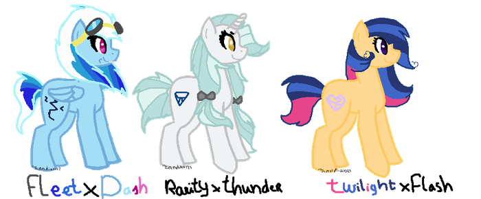 Customs for Stitchy-Chan ~! by zandiax123