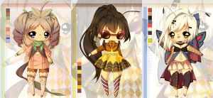 Adoptable set 014 - offers accepted by plurain