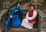 Akatsuki no Yona: Anime Hak 11 by J-JoCosplay