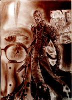 Vash Poster by cflare