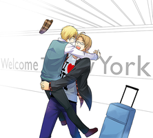 APH: Welcome To New York by Junez-chan