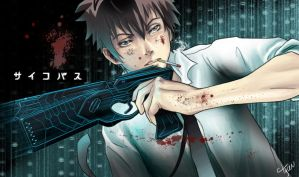 Psycho-Pass by ctyler