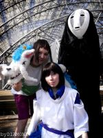 Spirited Away Cosplay by Pentragon1990