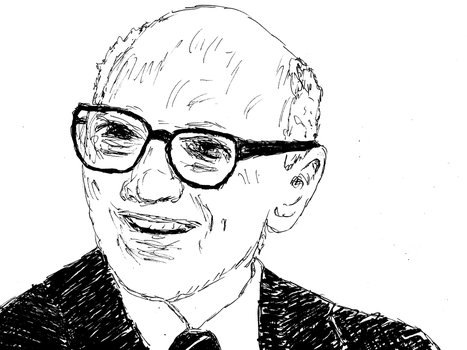 Milton Friedman by diodotus