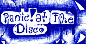 Panic! At The Disco by kittycat727