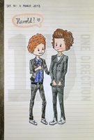 TMH Tour: day 10 by YummyBiscuit