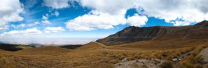Nevado de Toluca Panorama by rodrigogua