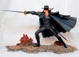 Zorro by Joy-and-Tom-Snyder