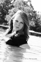 girl in the water by tinaalreadyinlove
