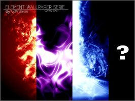 Wallpaper serie Preview by FuelFireDesire