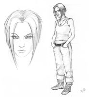 DoM: Tania, character concept by DianaHold
