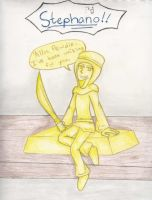 Stephano! by missaboo
