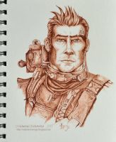 Axton - the Commando by Nebelschwinge