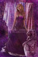 In The Shades Of Purple by zoozee