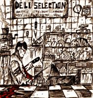 Fresh Deli Meat by Manomatul