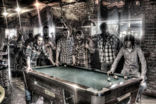 Gunnar and the Grizzlys 2 by redneckbond